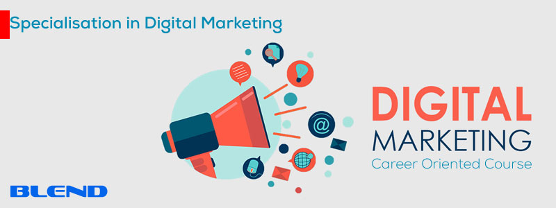 Blend Diploma Course in Digital Marketing